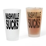 Nashville Sucks Pint Glass