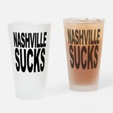 Nashville Sucks Pint Glass
