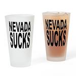 Nevada Sucks Pint Glass