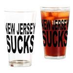 New Jersey Sucks Pint Glass