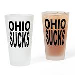 Ohio Sucks Pint Glass