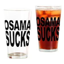 Osama Sucks Pint Glass