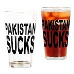 Pakistan Sucks Pint Glass