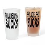 Philadelphia Sucks Pint Glass