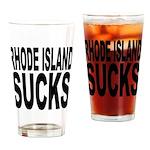 Rhode Island Sucks Pint Glass