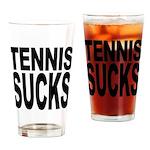Tennis Sucks Pint Glass