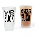 Yankees Suck Pint Glass