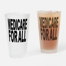 Medicare For All Pint Glass