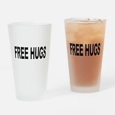 Free Hugs (L) Pint Glass