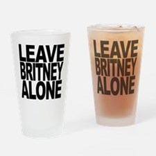 Leave Britney Alone Pint Glass