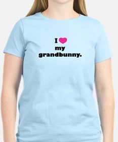 I love my grandbunny. T-Shirt