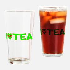 I Love-Alien Tea Pint Glass