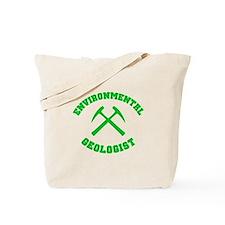 Environmental Geologist Tote Bag