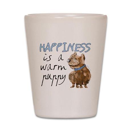 Happiness Shot Glass
