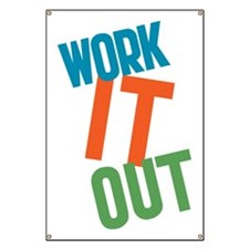 Work It Out Banner