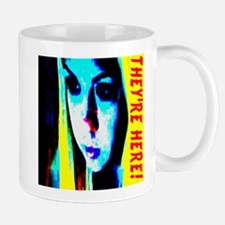 They're Here! Mug