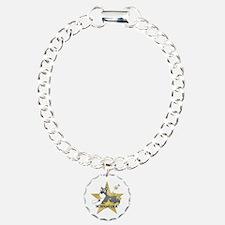 Schnauzer Stars Bracelet