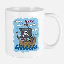 Pirate Ship Small Small Mug