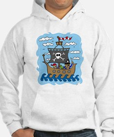 Pirate Ship Jumper Hoody