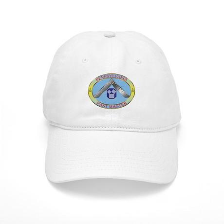 Pennsylvania Past Master Cap
