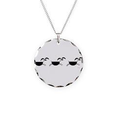 Hopi Mountain Sheep Glyph Necklace