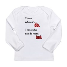 Cute Those who can Long Sleeve Infant T-Shirt
