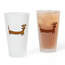 Dachshund - DoxieS Pint Glass