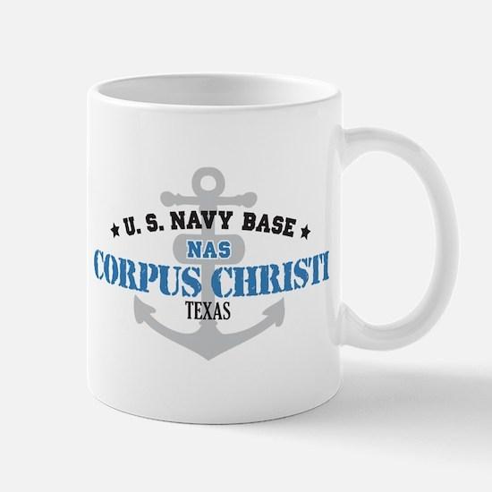 US Navy Corpus Christi Base Mug