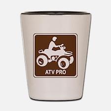 ATV Pro Shot Glass