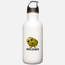 Potato Head with Toes Water Bottle