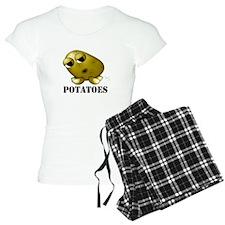 Potato Head with Toes Pajamas