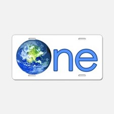 New Products Aluminum License Plate