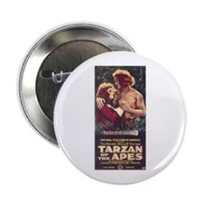 "Tarzan Of The Apes 2.25"" Button"