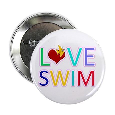 "LOVE SWIM 2.25"" Button (10 pack)"