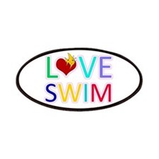LOVE SWIM Patches