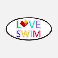 LOVE SWIM Patches