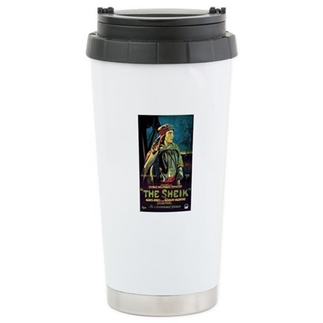 The Sheik Stainless Steel Travel Mug