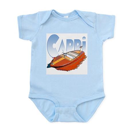 The Capri Infant Bodysuit