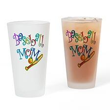 Baseball Mom Pint Glass