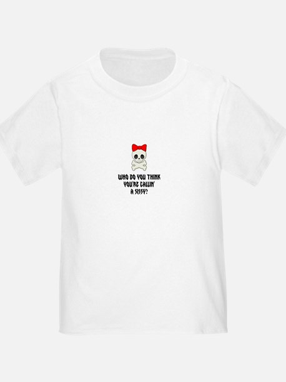 Goth Sissy T-Shirt