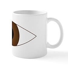 Big Open Eye Symbol Mug