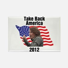 Cool Michele bachman Rectangle Magnet