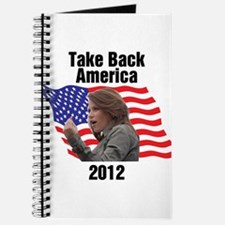 Funny Michele bachman Journal
