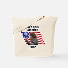 Cool Michele bachman Tote Bag