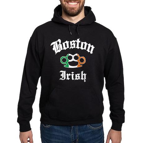 Boston Irish Knuckles - Hoodie (dark)