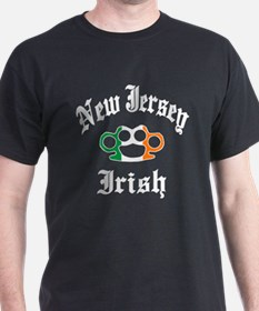 New Jersey Irish Knuckles - T-Shirt