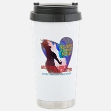 Adopt a Horse Stainless Steel Travel Mug
