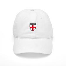 England (2) Flag Patch Baseball Cap