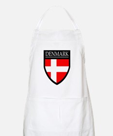 Denmark Flag Patch Apron