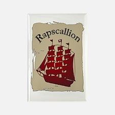 Rapscallion 2 - Rectangle Magnet